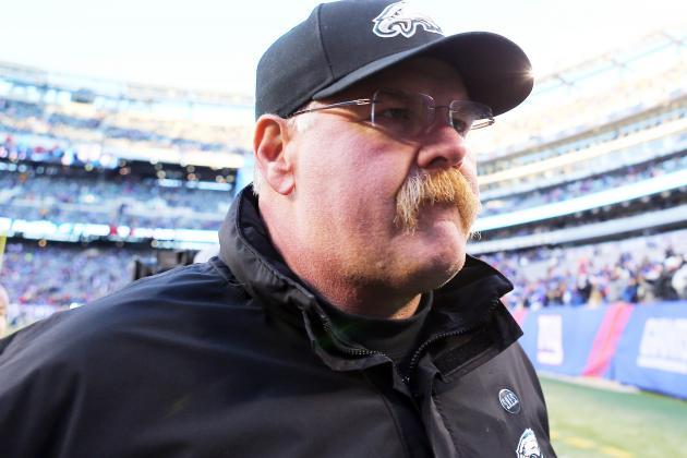 LeSean McCoy: Eagles All Love Andy Reid to Death