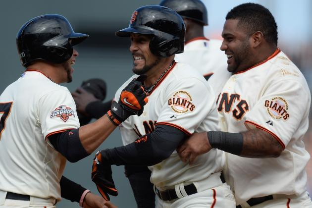 Torres' Hit in 10th Helps Giants Avoid Sweep