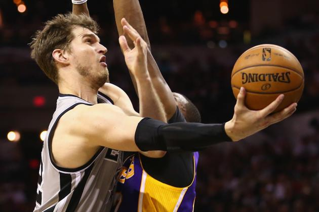 Splitter Available off the Bench for Game 2