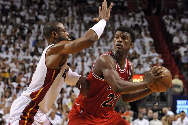 Twitter Reacts to Jimmy Butler Getting First Rest Since Game 5 vs. Nets