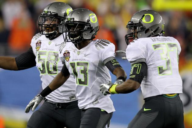 Former Oregon Ducks Cornerback Cliff Harris Pleads Not Guilty, Denied Release