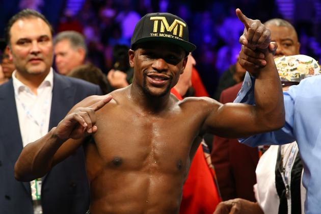 Floyd Mayweather Must Improve Hype for Fights to Make Showtime Deal Worthwhile
