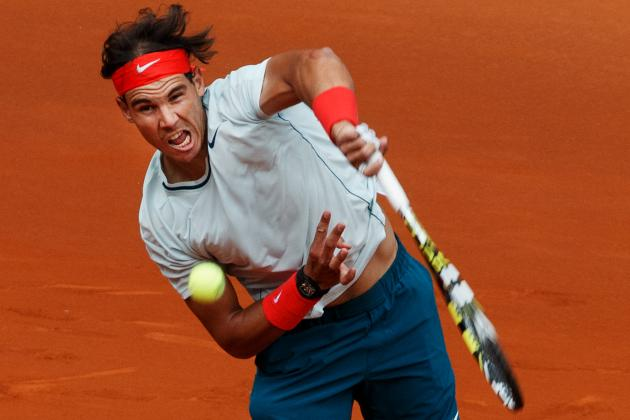Nadal Eases into Madrid Third Round
