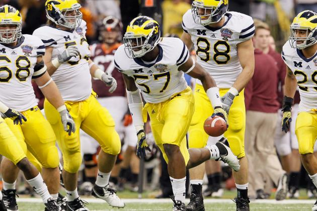 Michigan Football: Top Wolverines to Watch in 2013 Besides Devin Gardner