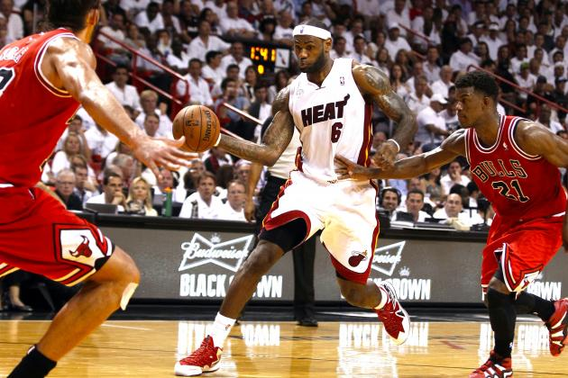 Bulls vs Heat Game 2: Live Score, Highlights and Analysis
