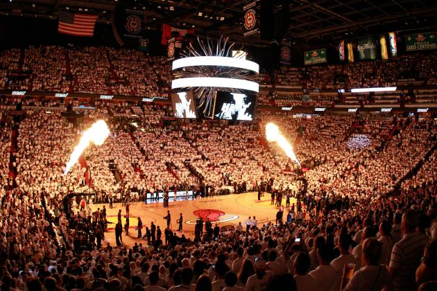 Miami Heat's PA Announcer Is the Most Annoying Man in Basketball