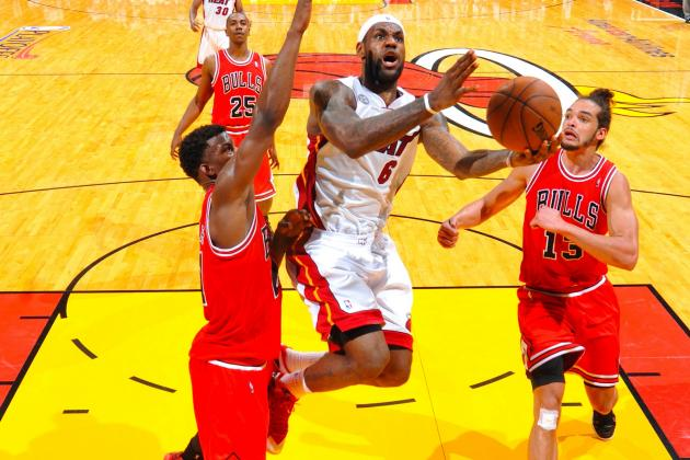 Chicago Bulls vs. Miami Heat: Game 2 Score, Highlights and Analysis