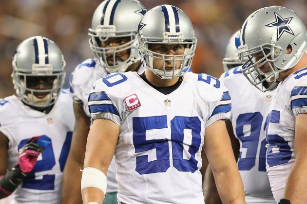 LB Sean Lee: 'If I Needed to Play Tomorrow, I Could'