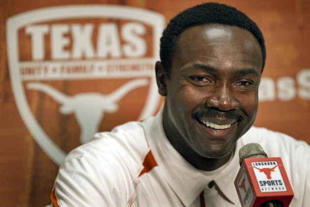 Texas Football: Former Longhorn DB Jerry Gray Gets HOF Nod