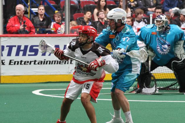 National Lacrosse League: Who Will Win the 2013 MVP?