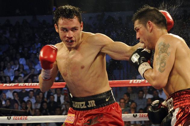 Chavez Jr. to Return Aug. 3; Murray Likely Foe