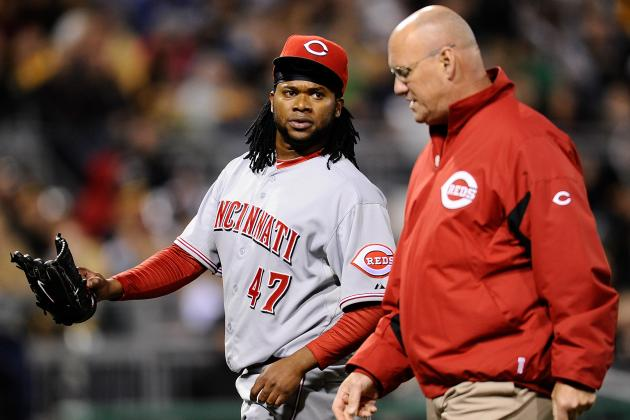 Cincinnati Reds Ace Johnny Cueto to Make Rehab Start Thursday