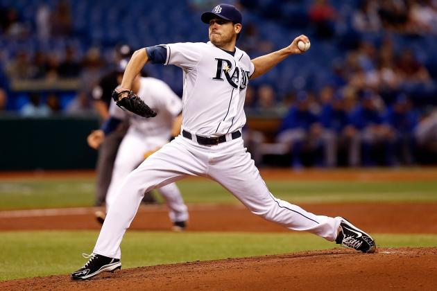 Rays' Moore Improves to 6-0 on Season