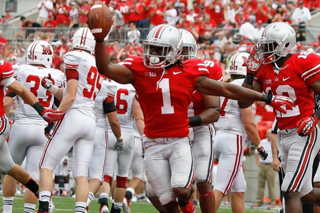 Ohio State Football: Players with Best Chance to Be NFL 1st-Round Picks in 2014