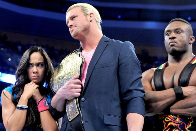 Dolph Ziggler Gets a Concussion, WWE Extreme Rules Status Unknown
