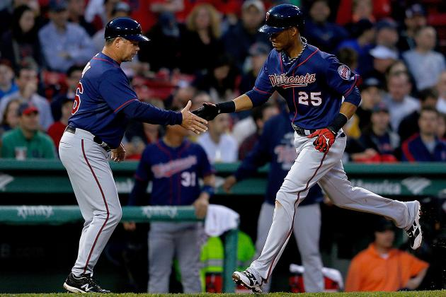 Florimon Shines as Twins Outslug Red Sox