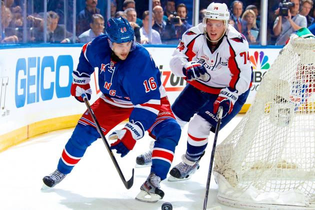 Better NHL Playoff Dark Horse, Washington Capitals or New York Rangers?