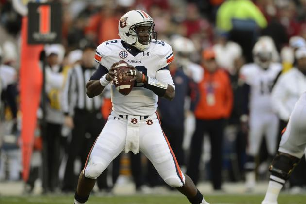 Auburn Football: Power Ranking Best Starting QB Options for Upcoming Season