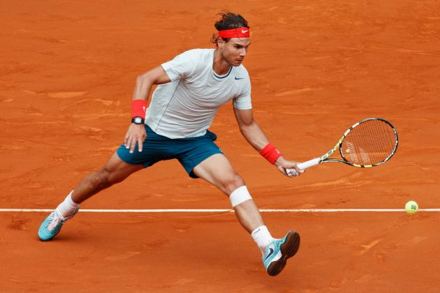 Rafael Nadal's Clinical 2nd-Round Win Is Positive Sign Going Forward