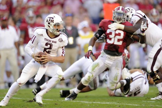 Texas A&M Football: Biggest Tests For Aggies in 2013