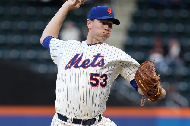 Hefner Struggles as Mets Fall to White Sox