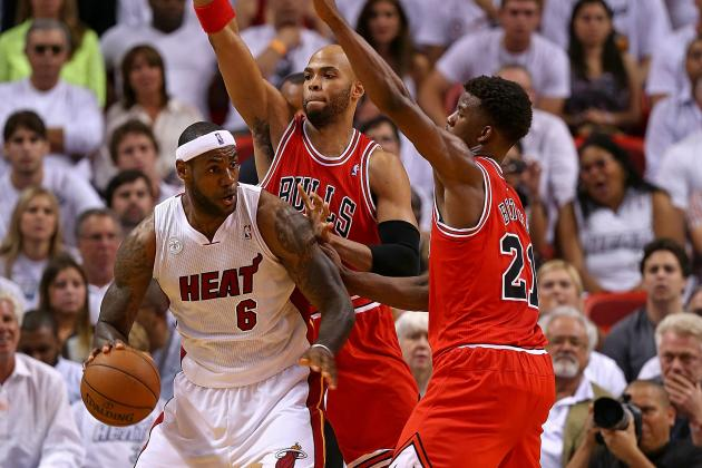 Miami Heat vs. Chicago Bulls: Game 3 Preview, Schedule and Predictions