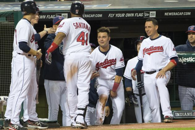 Indians Survive 9th Inning HR Review to Edge A's
