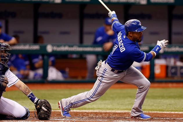 Blue Jays, Romero Crushed by Rays