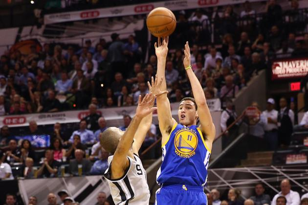 Klay Thompson's 34-Point Performance Proves Warriors Are More Than Stephen Curry