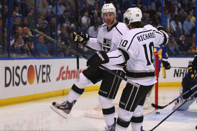 Stanley Cup Playoffs: Kings Prevail in Overtime Against Blues, Take Series Lead