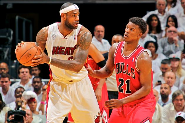 Miami Heat Send Message to Chicago Bulls and NBA with Epic Game 2 Domination