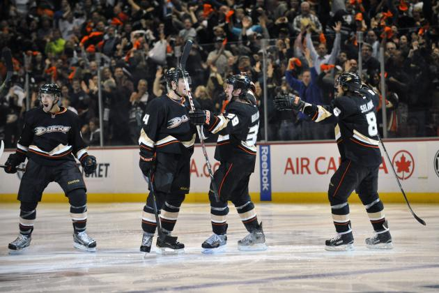 Bonino's OT Goal Gives Ducks 3-2 Series Lead