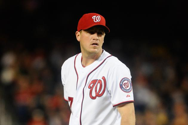 Nationals vs. Tigers: Jordan Zimmermann, Bryce Harper Lead Way to Another Win