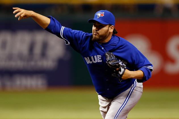 Romero Gets First-Inning Hook as Blue Jays Routed by Rays