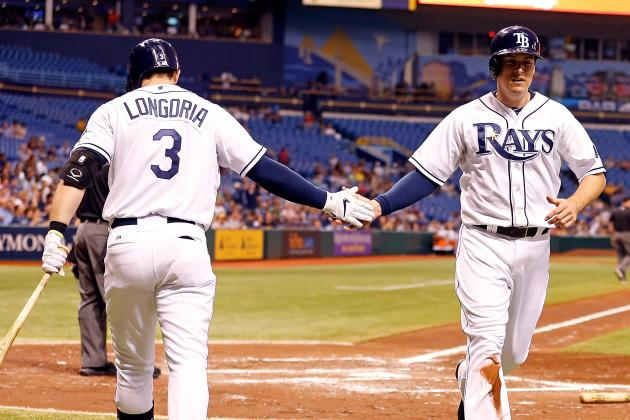 Rays Beat Jays to End Two-Game Losing Streak