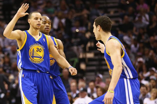 Golden State Warriors Too Naïve, Too Good of Shooters to Fall to Spurs Again