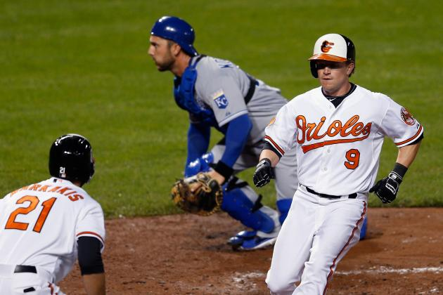 Baltimore Orioles Beat Kansas City Royals, 5-3, for Fourth Straight Victory