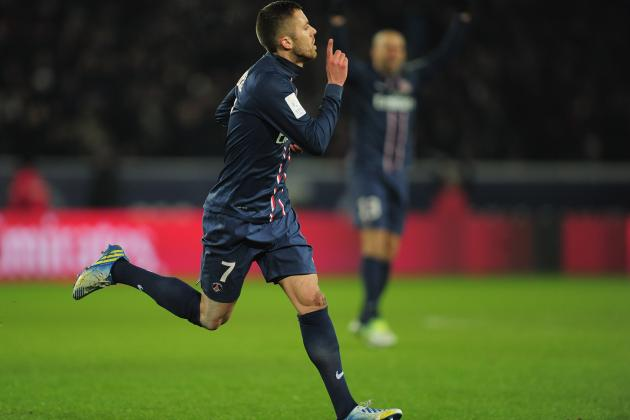 Why Inter Milan Target Jeremy Menez Is Vital to PSG and Ibrahimovic
