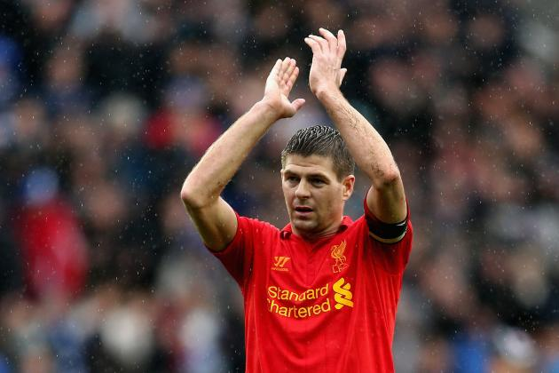Why Steven Gerrard Is the Ultimate Football Role Model to Aspire To