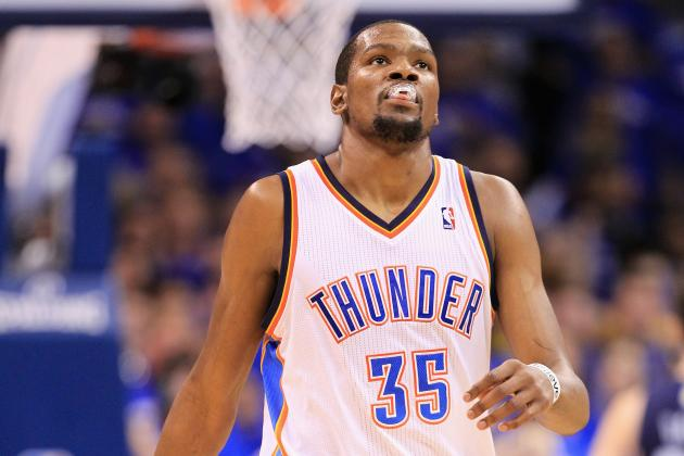 OKC Thunder's Blueprint to Reach the Western Conference Finals