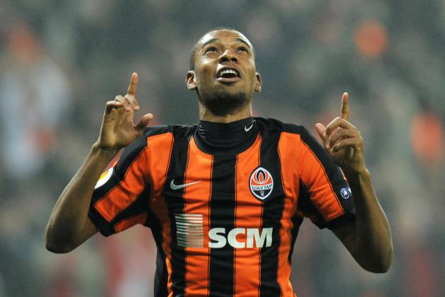 Scouting Fernandinho: Rumoured Manchester City Signing