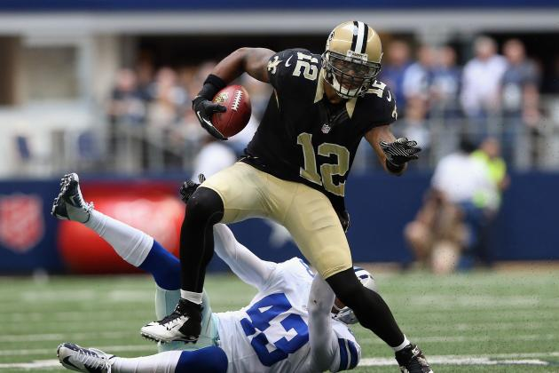 2013 Fantasy Football Profile and Projection: Saints WR Marques Colston
