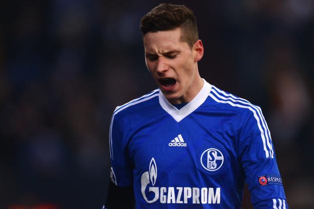 Schalke's Julian Draxler Extends Through 2018, Wards off Madrid and Dortmund