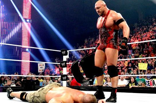 Can Ryback Ever Be a Viable WWE Champion?