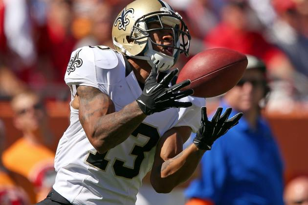 Saints May Look  to Younger Options at Wide Receiver
