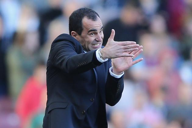 Martinez Says Everton Approach Not Welcome Ahead of FA Cup Final