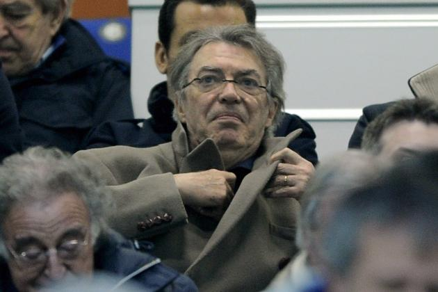 Inter vs. Lazio: Massimo Moratti Must Act Quickly to Stop the Rot