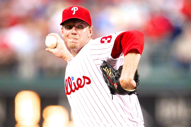 Shoulder Surgery Could Be Just What the Doctor Ordered for Roy Halladay