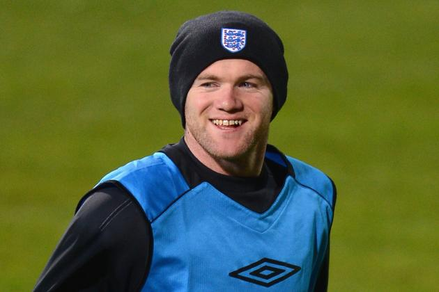Wayne Rooney Removes 'Manchester United Player' from His Twitter Page