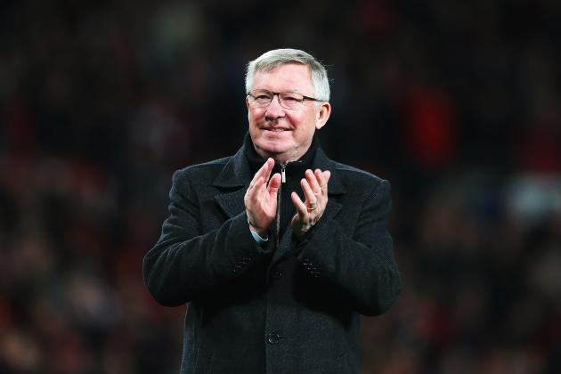 Sir Alex Ferguson's Greatest Manchester United XI